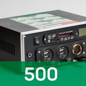 JIROGASY 500
